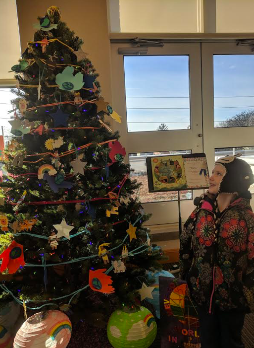 Images christmas decorating contest Church The Selinsgrove Library Is Upping Its Holiday Spirit With This Christmas Tree And Wreath Decorating Contest By Sophia Lee Selinsgrove Library Brings Joy To Local Kids With An Annual Tree